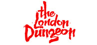 Save 41% off The London Dungeons entry Logo