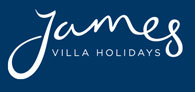 Up to 10% off James Villas Logo